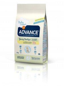 Advance Baby Protect Croquettes pour Chat Young Stérilisé Poulet et Riz 1,5 kg de la marque Advance image 0 produit