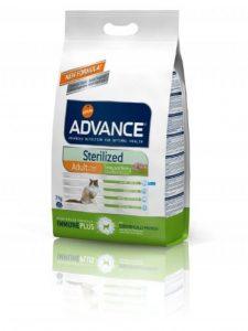 Advance Croquettes pour Chat Stérilisé Dinde et Orge 3 kg de la marque Advance image 0 produit