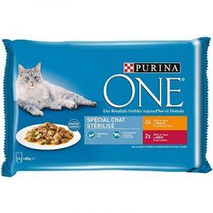 Alimentation chat stérilisé : faites le bon choix TOP 1 image 0 produit