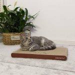 ANZNOVA Griffoirs pour chats, Chat Griffoirs, Carton Ondulé pour Chat, Chat Planche à Gratter, Jouets à l'herbe à chat de la marque AMZNOVA image 6 produit