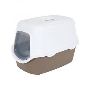 Bac à litière avec toit => top 8 TOP 5 image 0 produit