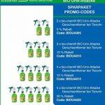 bio-chem Spray bio anti-odeurs permettant d'éliminer les odeurs d'urine animale (chiens, chats…), 500 ml Neutraliseur d'odeurs biologique et vegan de la marque Biochem image 1 produit