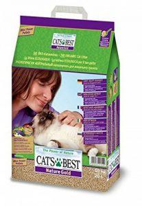 Cat's Litière pour Chat 20 L de la marque Cat's Best image 0 produit