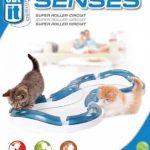 Catit Aire de Jeux Super Roller Grand Huit avec Balle Lumineuse pour Chat de la marque Cat it image 2 produit