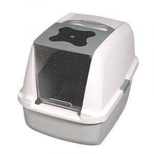 Catit Chat Maison de Toilette Gris 57x46.5x39 cm de la marque Cat it image 0 produit