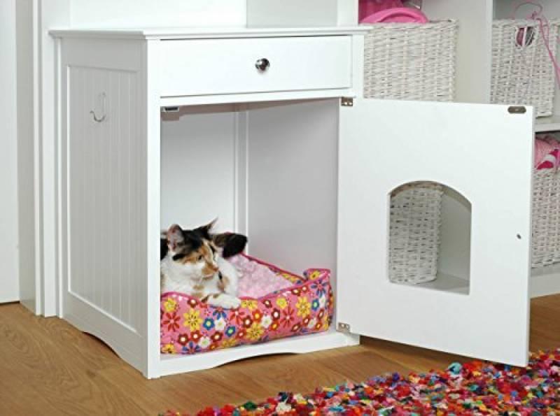 Maison de toilette pour chat meuble pour 2019 choisir les meilleurs produits tout pour mon chat - Meuble pour chat ...