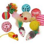 Fashion's Talk Jouet Pour Chats Kitty Jouets Kitten Toys Variety Pack 20 pièces de la marque Fashion's-Talk image 2 produit