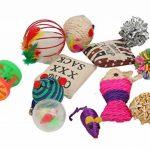 Fashion's Talk Jouet Pour Chats Kitty Jouets Kitten Toys Variety Pack 20 pièces de la marque Fashion's-Talk image 3 produit