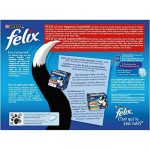 Felix Emincés en Gelée Viandes-Poissons - 12 x 100 g - Sachets repas pour Chat Adulte - Lot de 6 de la marque Felix image 2 produit