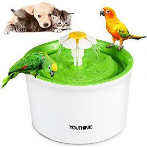 Fontaine à eau pour animaux => trouver les meilleurs modèles TOP 3 image 0 produit