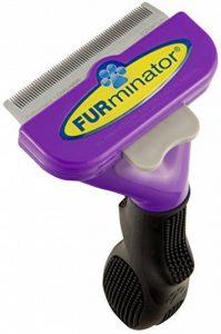 FURMINATOR Chat Taille L - Outil deShedding Anti-Mue pour Chat de Grande Taille à Poils Longs de la marque Furminator image 0 produit