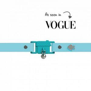 Gagnant du Prix, Aqua, Kittyrama Collier pour Chat. Vu en Vogue de la marque Kittyrama image 0 produit