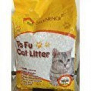 Litière de tofu pour chat. de la marque Green Pet Care Co image 0 produit