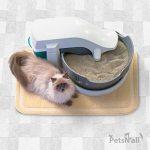 Notre meilleur comparatif de : Tapis de maison de toilette pour chat TOP 0 image 2 produit