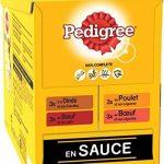 Pedigree Set de 4 x 12 Sachets Fraîcheur aux Viandes en Sauce pour Chien 100 g de la marque Pedigree image 4 produit