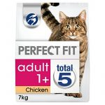 PERFECT FIT ADULTE STERILISE - Croquettes au poulet pour chat 7kg de la marque Perfect Fit image 2 produit