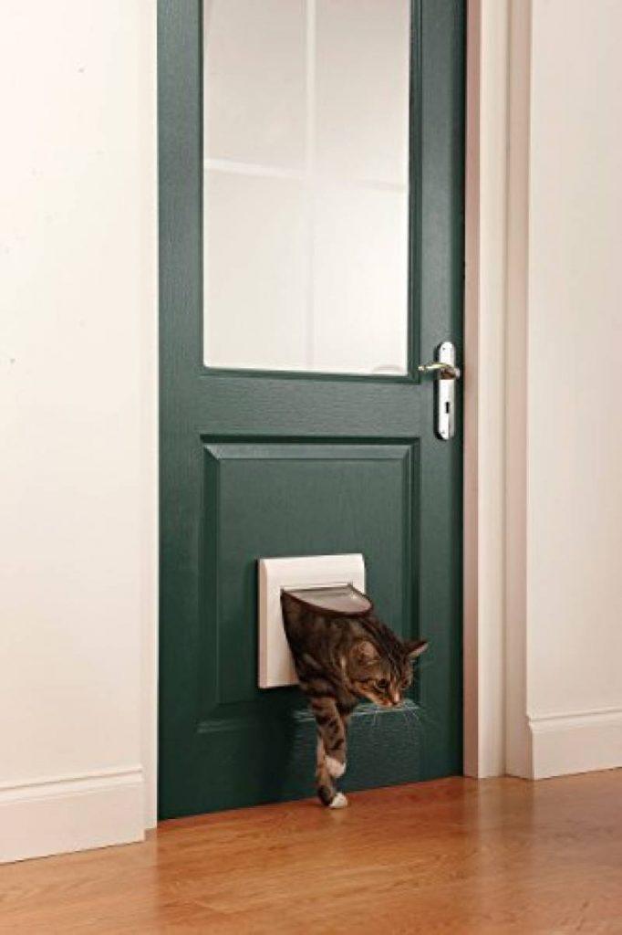 porte d entr e avec chati re pour 2018 comment acheter les meilleurs mod les tout pour mon chat. Black Bedroom Furniture Sets. Home Design Ideas