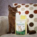 Produit Nettoyant et Eliminateur d'odeur Bio pour Chats Ecosharkz Animal - Spray désodorisant anti urine pour intérieurs avec chat et litière - Concentré de 500ml - jusqu'à 25L de solution nettoyante de la marque Ecosharkz image 5 produit
