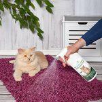 Produit Nettoyant et Eliminateur d'odeur Bio pour Chats Ecosharkz Animal - Spray désodorisant anti urine pour intérieurs avec chat et litière - Concentré de 500ml - jusqu'à 25L de solution nettoyante de la marque Ecosharkz image 3 produit
