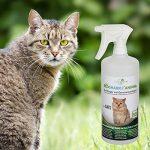 Produit Nettoyant et Eliminateur d'odeur Bio pour Chats Ecosharkz Animal - Spray désodorisant anti urine pour intérieurs avec chat et litière - Concentré de 50ml - jusqu'à 2L de solution nettoyante de la marque Ecosharkz image 6 produit