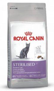 Royal Canin/Sterilised 37 Sac de 10 kg pour le chat Stérilisé de 1 à 7 Ans de la marque Royal Canin image 0 produit