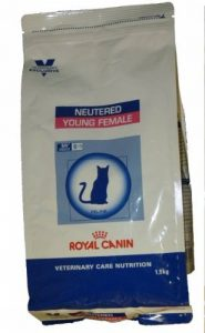 Royal Canin Vet Care Neutered Cat Young Female S/O SW37 chatte - Croquettes 1.5 kg de la marque Royal Canin image 0 produit