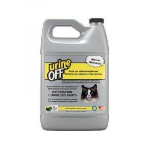 Urine Off Chat - Bidon Recharge - 3,78 L de la marque Urine-Off image 0 produit