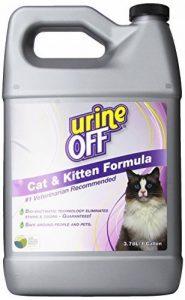 Urine Off odeur et Détachant pour chats, 1Gallon de la marque Urine-Off image 0 produit