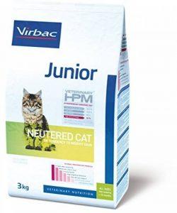 Virbac Veterinary HPM Junior Neutered Cat 3 kg de la marque Virbac Veterinary HPM image 0 produit