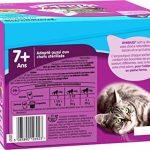Whiskas sachets fraîcheur aux Poissons en gelée pour chats de 7+ 24x100g - Lot de 2 (48 Sachets fraîcheur) de la marque Whiskas image 2 produit