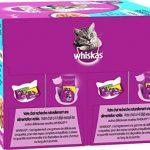 Whiskas sachets fraîcheur aux Poissons en gelée pour chats de 7+ 24x100g - Lot de 2 (48 Sachets fraîcheur) de la marque Whiskas image 4 produit